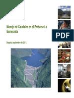 14. AES CHIVOR - MANEJO DE CAUDALES EN EL EMBALSE LA ESMERALDA.pdf