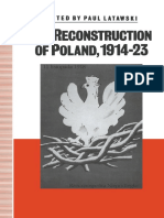(Studies in Russia and East Europe) Paul Latawski (Eds.)-The Reconstruction of Poland, 1914–23-Palgrave Macmillan UK (1992)