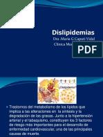Clase Dislipemia 2014