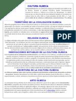 Cultura Olmeca