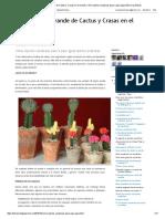 La Página Más Grande de Cactus y Crasas en El Mundo_ Cómo Injertar Cactáceas Paso a Paso (Guía Teórico-práctica)