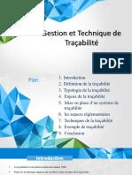 Gestion Technique de Tracabilit Versionfinale 151130235319 Lva1 App6891