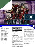 Final Fantasy RPG - Academia Bahamut - Biblioteca Élfica