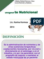 Soporte Nutricional Udh13