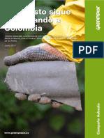 El Asbesto Sigue Enfermando a Colombia