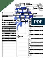 Final Fantasy RPG - Academia Bahamut - Planilha 2 - Biblioteca Élfica