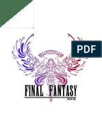 Final Fantasy RPG - 3ª Edição - Versão Impressão - Biblioteca Élfica.pdf