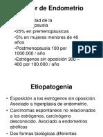 Cancer de Endometrio.ppt