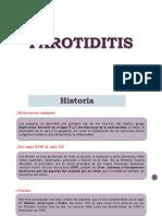 Parotiditis y Rotavirus
