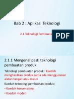 Slide RBT Tingkatan 2