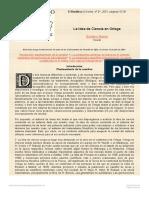 Gustavo Bueno %2F La Idea de Ciencia en Ortega %2F 2001