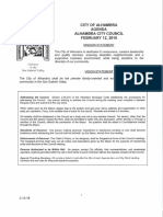 Alhambra City Council agenda for Feb. 12, 2018