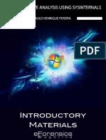 Windows 10 Live Analysis Using Sysinternals Lasw26-Precourse-free