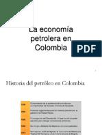 Economía Petrolera en Colombia