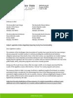 Leadership Letter