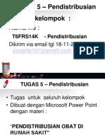 Tugas5&6 Distribusi&PIO