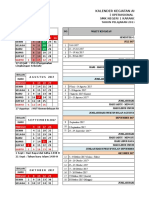 Kalender Kegiatan Akademik Smkn1 Kra 2017 2018
