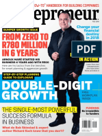 Entrepreneur South Africa February 2018