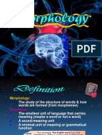 Morpholody