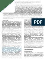 2.- El Potencial de Las Bacterias Halofilicas y Halotolerantes Para La Produccion de Enzimas Antineoplasticas
