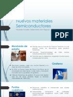 Materiales Semi Conductores