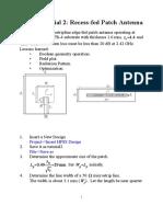 HFSS tutorial2(1)