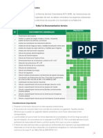 Documentacion Técnica Requerida Proyectos Serie
