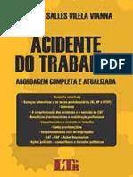 #Acidente Do Trabalho - Abordagem Completa e Atualizada (2015) - Cláudia Salles Vilela Vianna