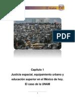 Equipameinto Educación Superior México