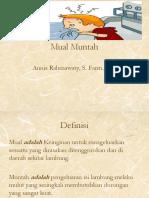 FARMAKOTERAPI MUAL MUNTAH.ppt