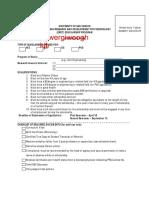 Erdt Scholarship Form