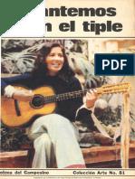 Cantemos Con El Tiple
