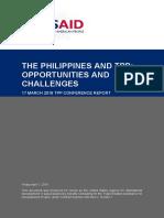 Philippine TPP Readiness