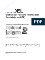 RPP Dan Silabus PAI SD2
