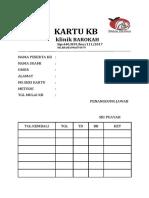 KARTU KB