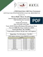 Kkca Second Fide Revised Prospectus 1 1