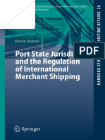 Port State Jurisdiction - 2014
