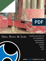 Hp Drill Rod Catalog(2024)
