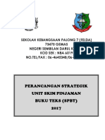 Perancangan Strategik Spbt 2017