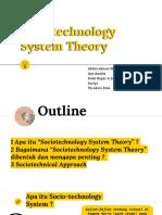 Human Error_Socio Technical System_Kelompok 3