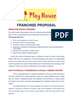 ABC Playhouse Franchise Proposal