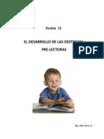 Separata 12 El Desarrollo de Las Destrezas Pre Lectoras.