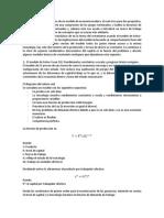 Traducción del libro Rethinking Economic Development, Growth, and Institutions Cap 1 Seccion 1 y 2