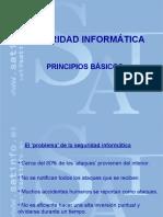 Seguridad Informática - Principios Básicos
