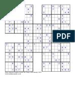 Samurai Sudoku Print Version_16