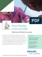 Practix - Mobile Radiography - PHILIPS