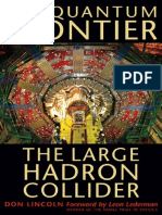 Lincoln D. the Quantum Frontier.. the Large Hadron Collider