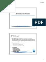 Draft Survey Theory 2012-10-01 v2
