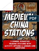 Medieval China Stations