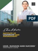 SKILM Leadership Development Program V1
